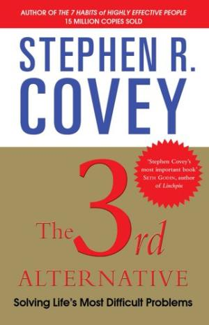 The 3rd Alternative-stephen-R-Covey-Best-book