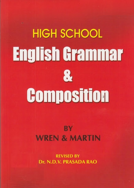 English Grammer-and-Composition-by-Wren-and Martin