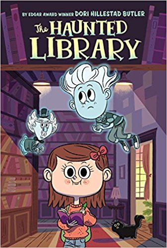 The-Haunted-Library-Kids-Story