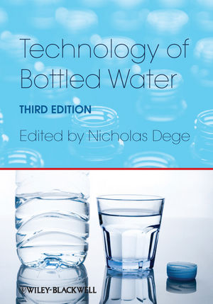 Technology of Bottled Water, 3rd Edition