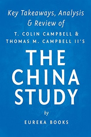 The-China-Study-By-T-Colin-Campbell & Thomas-M-Campbell II